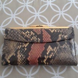 "New Bosca 7 "" python wallet"
